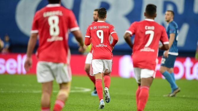 [Benfica] Raul de Tomas volta a ser RDT Rauldetomas13