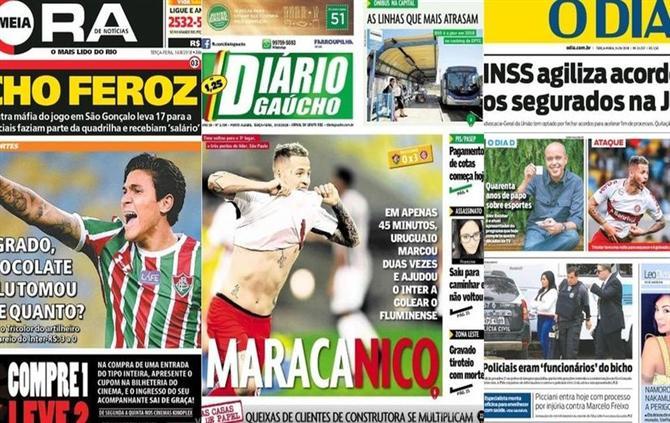 Fluminense sofre goleada do Internacional em casa (0-3) (capas de 14 de  agosto) 37662539e854c