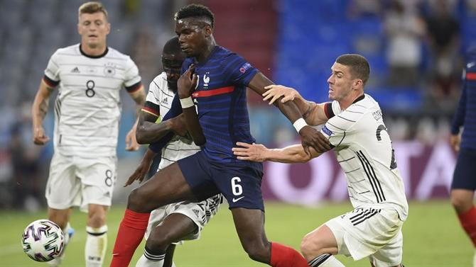 """A BOLA – Pogba talks about """"show to shake"""", Kimmich warns Portugal (Euro"""