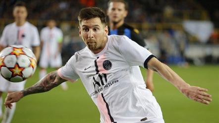 Pochettino pede «tempo» para Messi, Neymar e Mbappé