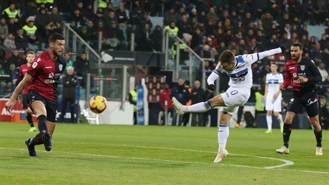 Atalanta marca duelo com a Juventus nos quartos de final. Taça de Itália ... 925e1cef9c395
