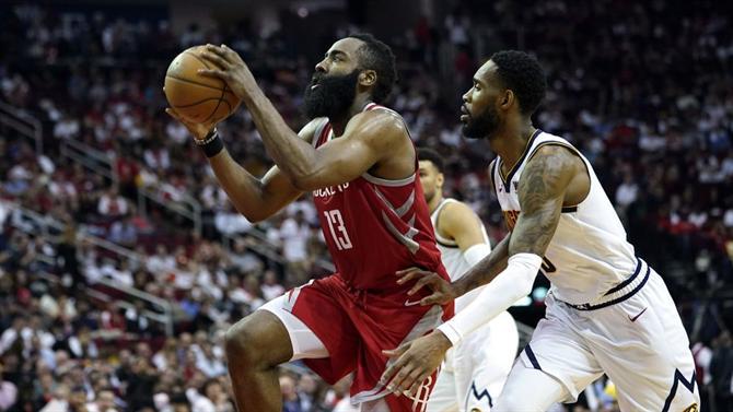 8d70d7d1db9 A BOLA - James Harden junta-se a grupo (muito) exclusivo (NBA)