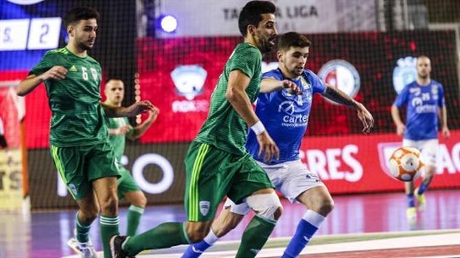 A BOLA - Modicus avança para as meias-finais da Taça da Liga (Futsal) 50b14dedd0576