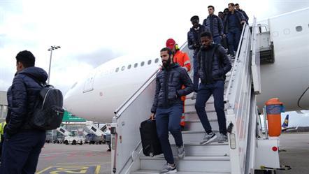 Dragões já estão em Leverkusen (vídeo)