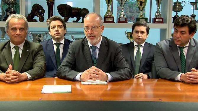 Resultado de imagem para Sporting não vai convocar assembleia geral destitutiva