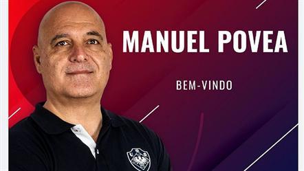 Manuel Povea é o novo treinador da Oliveirense
