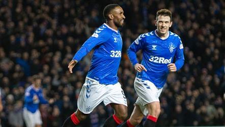Rangers vence Livingston antes da receção ao SC Braga