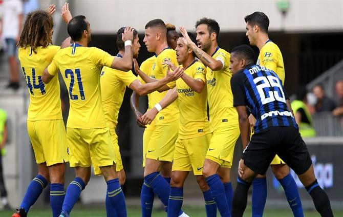 A BOLA - Caballero é herói na vitória do Chelsea (1-1 4e76d275addf1