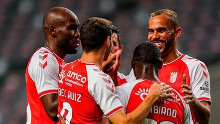 SC Braga fecha pré-época com vitória sobre o Paços de Ferreira