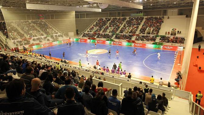 A BOLA BRASIL - Portugal recebe inédita final four do Europeu feminino ( Futsal) d3e5d728ba1ef