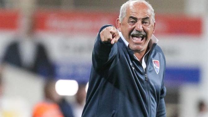[Gil Vicente] Vitor Oliveira pede mais golos Vitoroliveira9