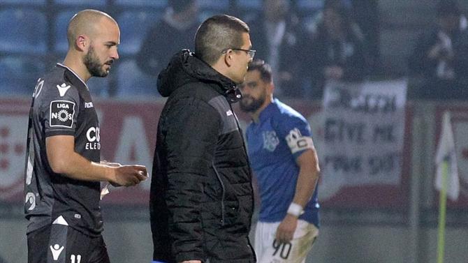 11029c66a7 A BOLA - André em dúvida para o FC Porto (Vitória de Guimarães)