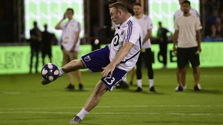 «De Gea enganou-me completamente e ainda bem», recorda Rooney