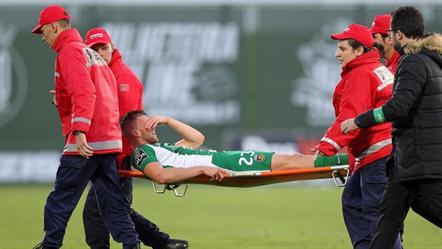 Jambor rompe ligamento cruzado do joelho