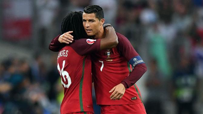 2802986c9 A BOLA - Renato e Cristiano juntos na Juventus  (Itália)