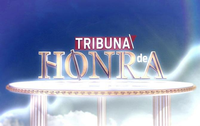 António Bagão Félix, Sérgio Abrantes Mendes e Jorge Araújo no Tribuna de Honra (19h00) (A BOLA TV) - A Bola