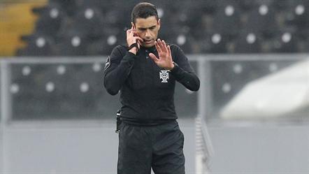 Nuno Almeida nomeado para o Famalicão-FC Porto