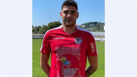 Bruno Rafael é reforço em Castelo Branco