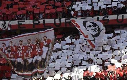 Benfica sobre o racismo: «Em campo somos todos iguais»