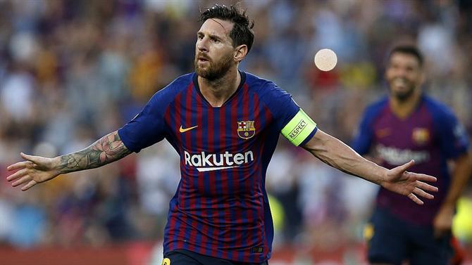 A BOLA - O novo recorde de Messi que Ronaldo já não pode bater (Liga dos  Campeões) 61545603d9c4b