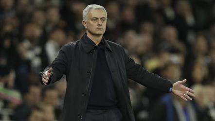 Árbitro revela ritual de Mourinho