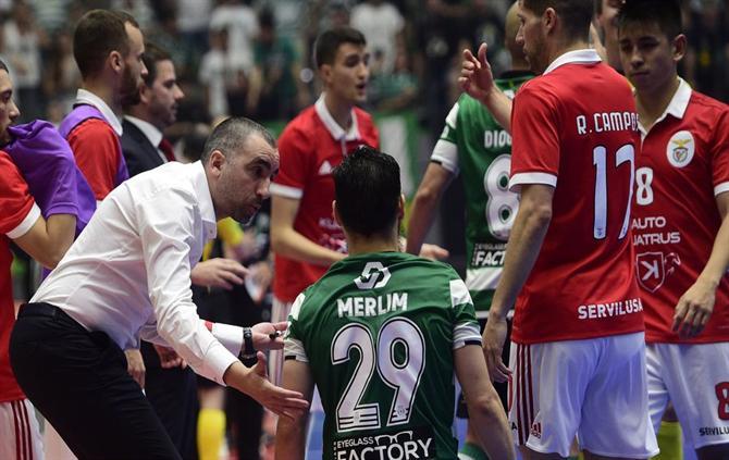 A BOLA - Sporting e Benfica conheceram adversários na Taça da Liga (Futsal) 5e4f0eb9bd9d7