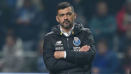 Sérgio Conceição desvaloriza desentendimento entre Pepe e Loum