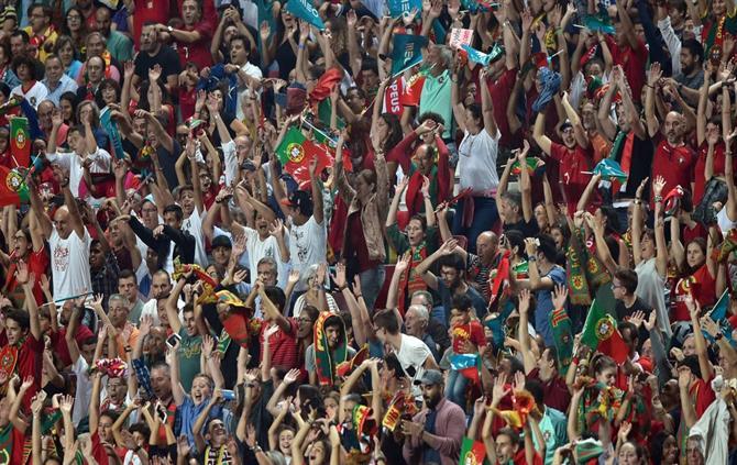 Resultado de imagem para Euro2020. Portugal-Lituânia com lotação esgotada