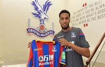 Jairo Riedewald (Fonte: Site Oficial Crystal Palace)