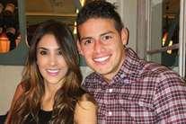 Mulher de James Rodríguez tem um jogador preferido e joga no Barcelona!