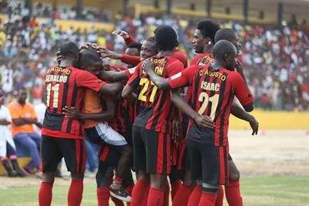 1.º de Agosto vence Desportivo da Huíla (2-1) e consolida liderança