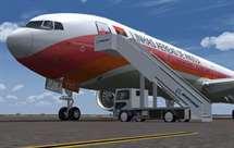 O incidente aconteceu num avião da TAAG