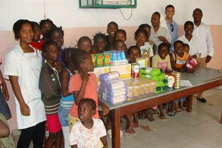 Lar em Luanda acolhe até oito novas crianças sem apoio todos os dias