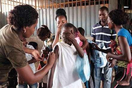 Luanda ativa sistema de alerta para cólera