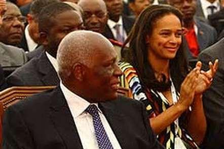 PGR diz que nomeação de Isabel dos Santos para Sonangol é competência do PR