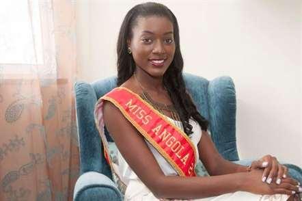 Miss Angola deu sangue no Hospital do Prenda