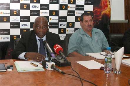 José Luís Prata assume alternativa a Pedro Neto nas eleições para Federação Angolana de Futebol