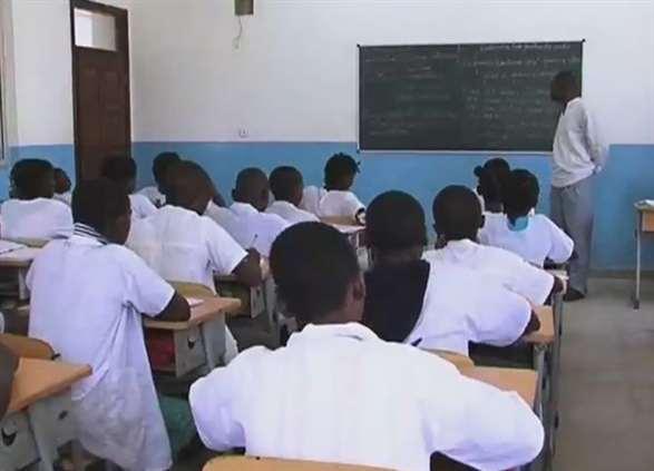 Os docentes reivindicam melhorias nas condi��es de trabalho e da situa��o econ�mica e financeira