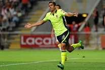 Rodrigo Pinho foi titular na equipa de Paulo Fonseca nos três primeiros jogos na Liga e até marcou no jogo de apresentação aos sócios, diante do Lille, pelo SC Braga