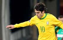 Kaká convocado para a Copa América