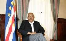 Pedro Pires, antigo Presidente da República de Cabo Verde (Foto: Sérgio Miguel Santos/ASF)