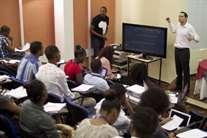 Jovens têm aderido às ações de formação da Geração B-Bright