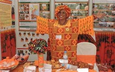 Cabo-verdiana vence Prémio Mundial da Alimentação