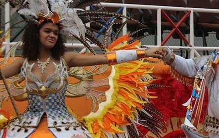 Monte Sossego vencedor do Carnaval de São Vicente