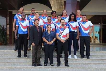 Delegação olímpica cabo-verdiana já está no Brasil