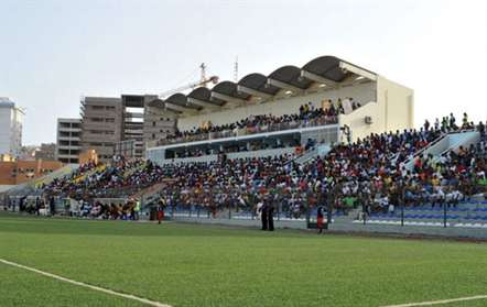 Derby de São Vicente isola-se na liderança do Grupo A do nacional de futebol