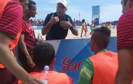 Seleção de futebol de praia de Portugal vence Cabo Verde (4-1) e conquista Sal Beach Soccer