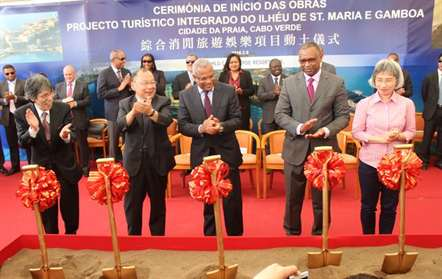 Projeto turístico do ilhéu de Santa Maria «pedra fundamental para desenvolvimento do país»