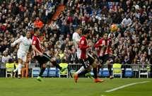 Vitória do Real Madrid sobre o Athletic Bilbao (4-2) e mais um recorde de Ronaldo