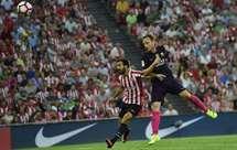 Barça vence e convence no País Basco com golo de Rakitic